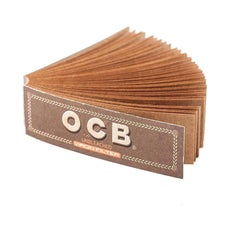 RTL - Rolling Papers OCB Unbleached Filter Tips Booklets - OCB