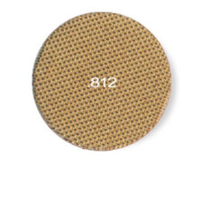 RTL - Screens - Metal - Standard Brass 0.812 - 5-Pack - thejointcannabis
