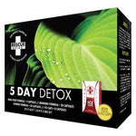 The Rescue 5 Day Permanent Detox - Resuce Detox
