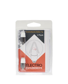Electro Dabber Quartz Heating Chamber 2 Pack - Atmos