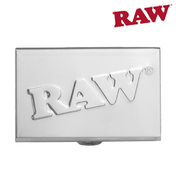 Raw Stainless Steel Paper Case 300's