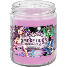 SO Candle 13oz LE Mysterious - Smoke Odor