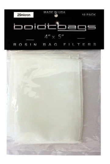 Boldtbags Large Rosin Bag 10 Pack
