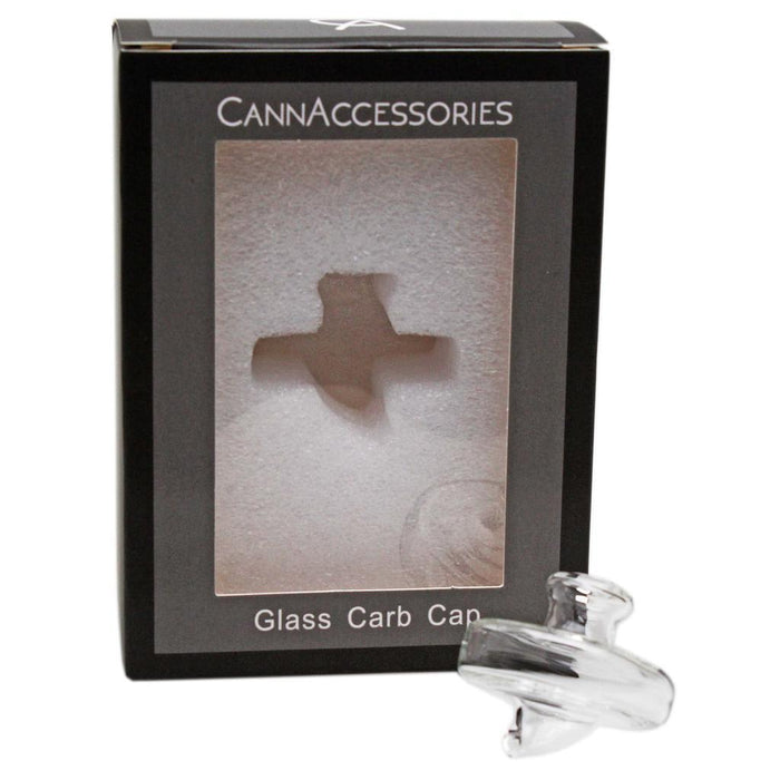 CannAccessories Glass UFO Carb Cap - CannAccessories