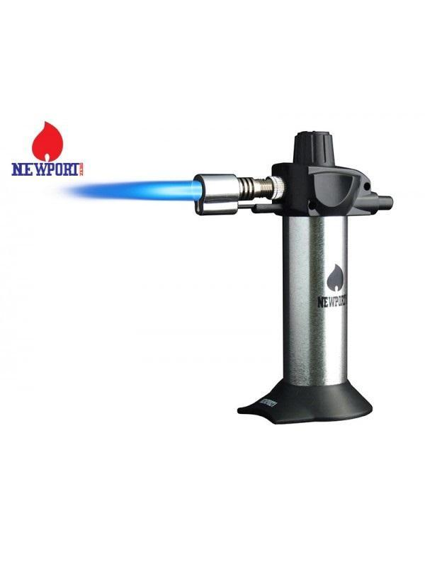"Newport Zero Mini Torch 5.5"" Silver - Newport"