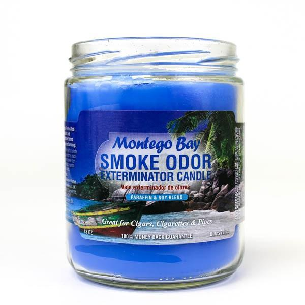 Smoke Odor Candle 13oz Montego Bay - Smoke Odor