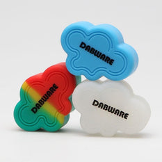 RTL - DabWare 22ml 4 Slot Cloud Silicone Container - Dabware