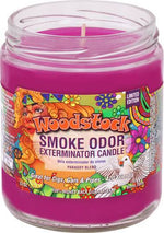 Smoke Odor Candle 13oz Limited Edition Woodstock - Smoke Odor