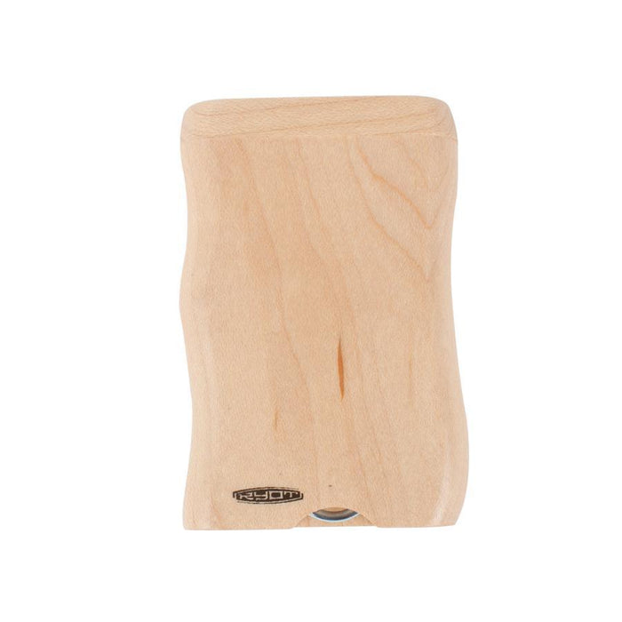 Small Maple Wood Ryot MPB Wooden Dugout One Hitter Box - Ryot