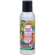 Smoke Odor Spray 7oz Hippie Love - Smoke Odor