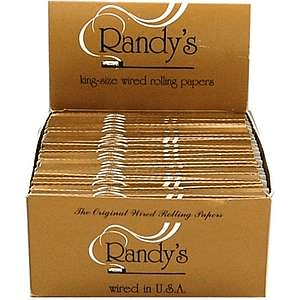 RTL - Randy's Rolling Papers King Size Gold