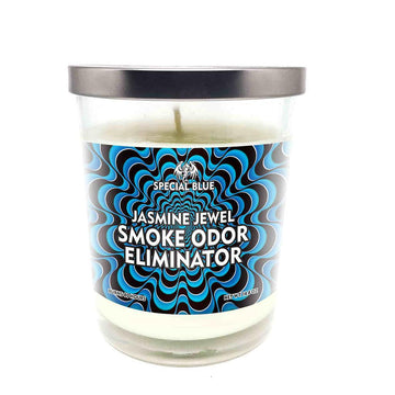 Odor Eliminator - Special Blue - Candle - Jasmine Jewel - 14.8oz