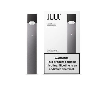 RTL - JUUL Basic Kit (Silver)
