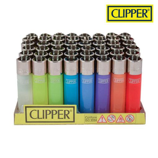 RTL - Clipper Round Translucent Colours - Clipper