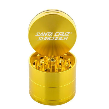 Grinder - Santa Cruz Shredder - 4-Piece Medium Gold