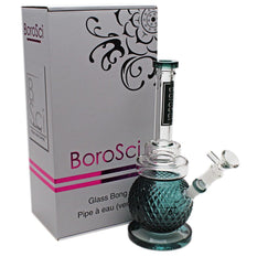"BoroSci 11"" Crystal Ball Base Bong - BoroSci"
