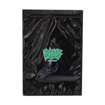 Smelly Proof Bag Black X-Large 12x17.5