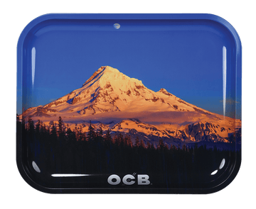 Rolling Tray OCB Metal Tray OCB Mount Hood Large