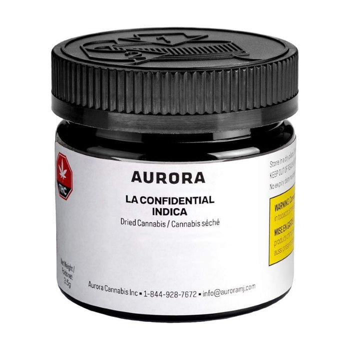 Dried Cannabis - Aurora LA Confidential Flower - Format: - Aurora