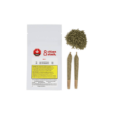 Dried Cannabis - AB - Citizen Stash MAC1 Pre-Roll - Grams: - Citizen Stash