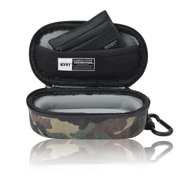 RYOT HeadCase Carbon Series with SmellSafe and Lockable Technology