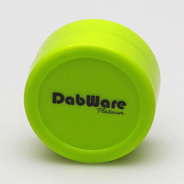 DabWare Platinum XL 22ml Silicone Container 1 Pack - Dabware