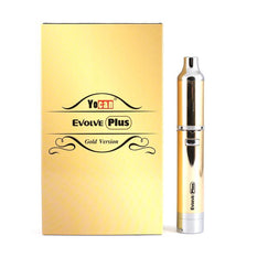 Yocan Dual Quartz GOLD Evolve Plus Vaporizer Kit - Yocan