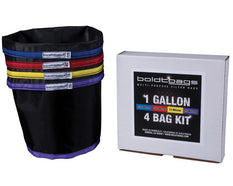 Boldtbags 1 Gallon 4 Bag Kit - The Joint Cannabis