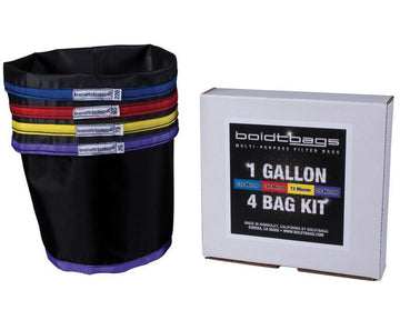 Boldtbags 1 Gallon 4 Bag Kit