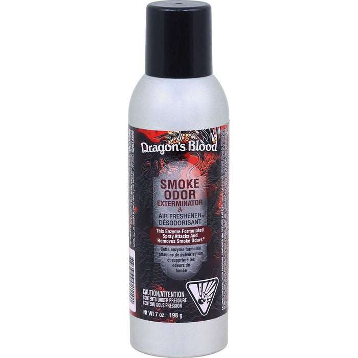 Smoke Odor Spray 7oz Dragon's Blood - Smoke Odor