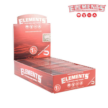 RTL - Elements Red 1 1/4 Papers
