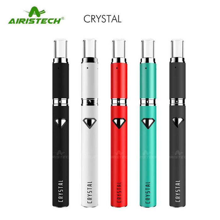 Airistech Crystal Dual Quartz Vaporizer - The Joint Cannabis