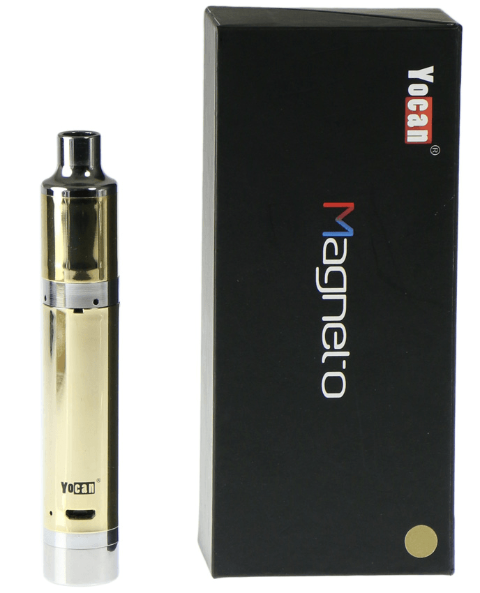 **DISCONTINUED** Yocan GOLD Magneto Vaporizer Kit - Yocan