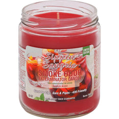Smoke Odor Candle 13oz Limited Edition Sippin Sangria - Smoke Odor