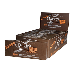 RTL - Randy's King Size Rolling Papers Roots