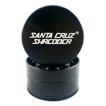 Grinder - Santa Cruz Shredder - 4-Piece Medium Black