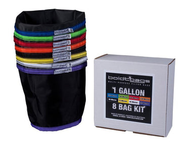 Boldtbags 1 Gallon 8 Bag Kit