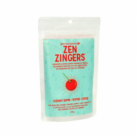 Edible Kits - Paracanna - Zen Zingers - Cannabis Gummy Candy Refills - The Joint Cannabis