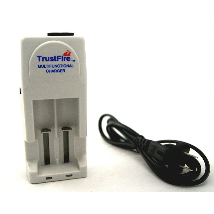 Trustfire TR-001 Dual Battery Charger - Trustfire
