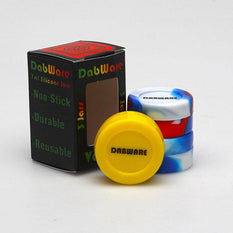 DabWare Large 7ml Silicone Container 3 Pack - Dabware