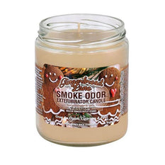 Smoke Odor Candle Limited Edition 13oz Gingerbread Lane - Smoke Odor