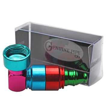 Metal Pipe Genuine Pipe Co Short Multi-Colour