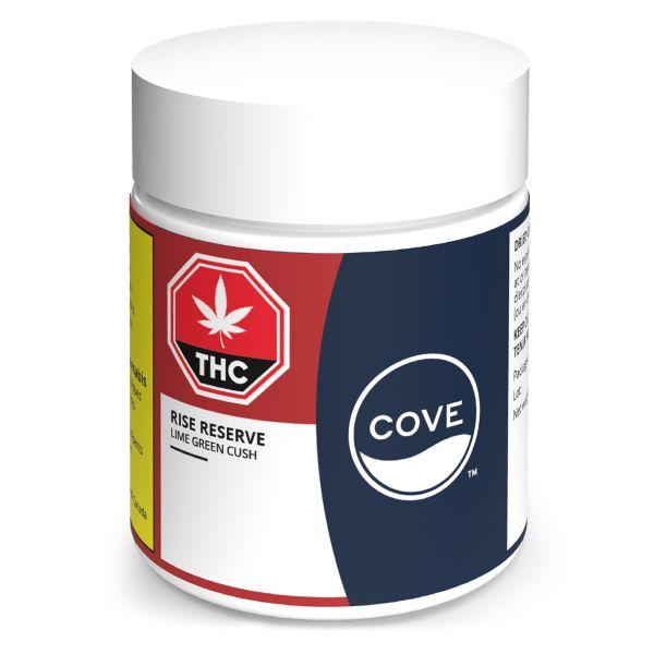 Dried Cannabis - SK - Cove Lime Green Crush Rise Reserve Flower - Format: - Cove