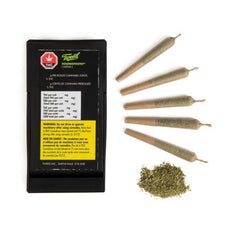 Dried Cannabis - SK - Tweed Houndstooth Pre-Roll - Format: - Tweed