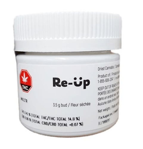 Dried Cannabis - SK - Re-Up Ultra Sour Flower - Format: - Re-Up