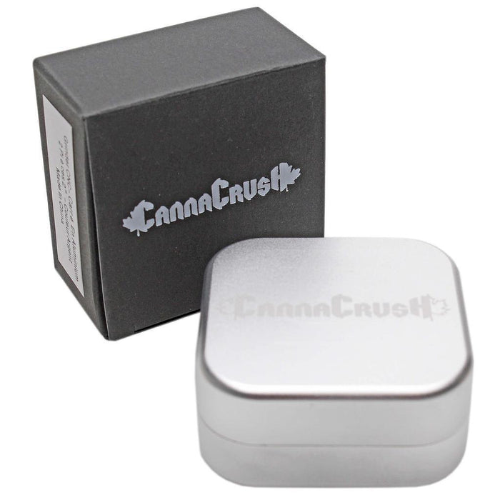 "CanaCrush Cubed 2"" 2-Piece Grinder - CannaCrush"