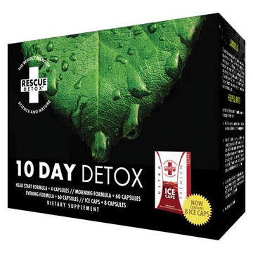 The Rescue 10 Day Permanent Detox