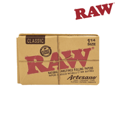 RTL - Raw Artesano 1 1/4 Rolling Papers - Raw
