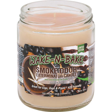 Smoke Odor Candle Limited Edition 13oz Wake n' Bake