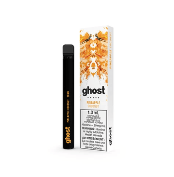 Ghost Disposable Pineapple Coconut